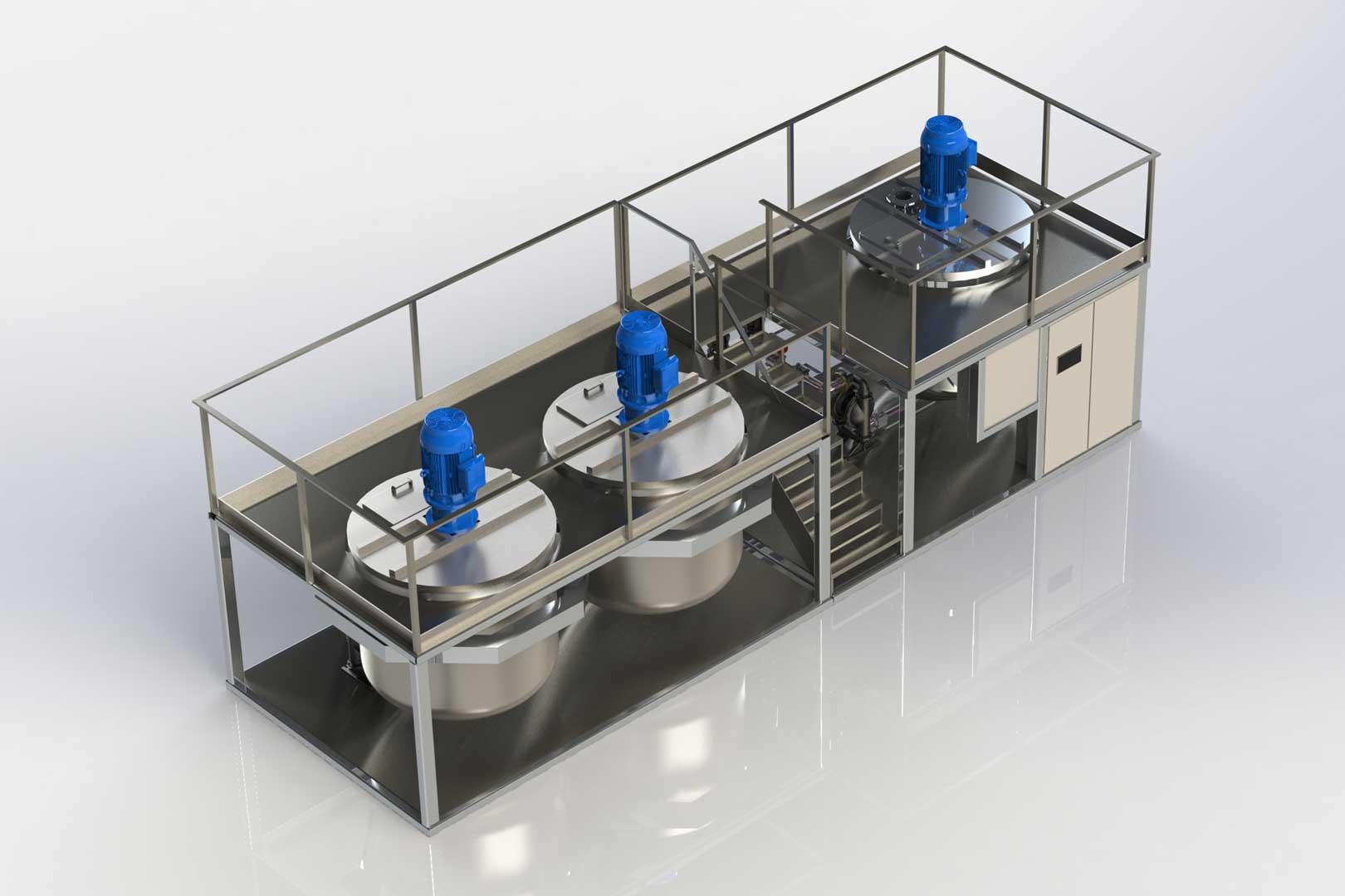 cocina de cola formulación remota